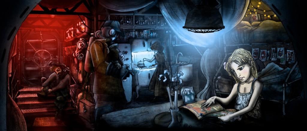 Monsters - The Bunker