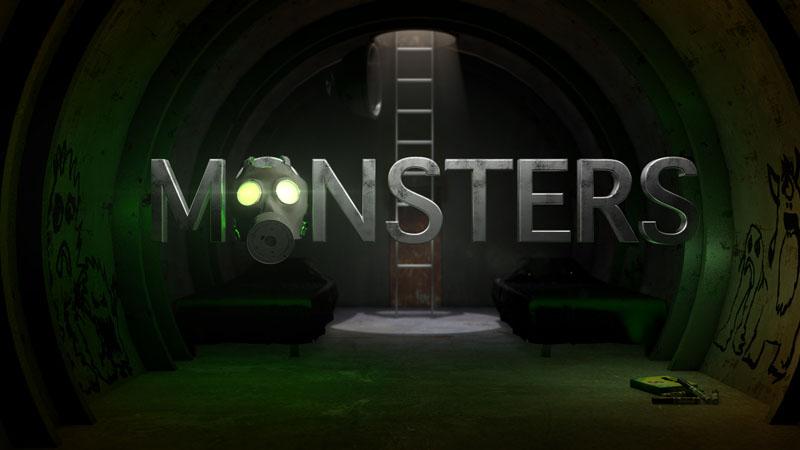 Monsters - The Short Film
